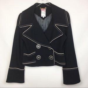 Yoana Baraschi | Black & White Blazer Jacket 12